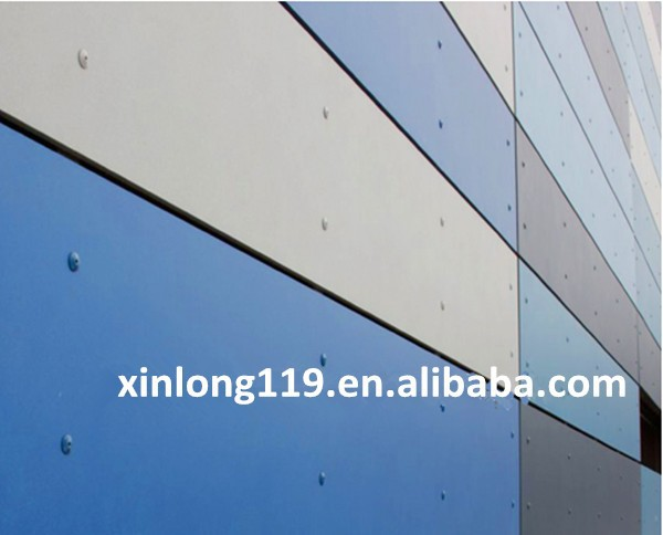 uv coatings decorative boad cement panel