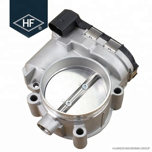 Throttle Body Assembly For AUDI A4 A5 A6 A8 Q7 ALLROAD 078133062C 0280750003 078133062 079133062C 078 133 062 C 0 280 750 003