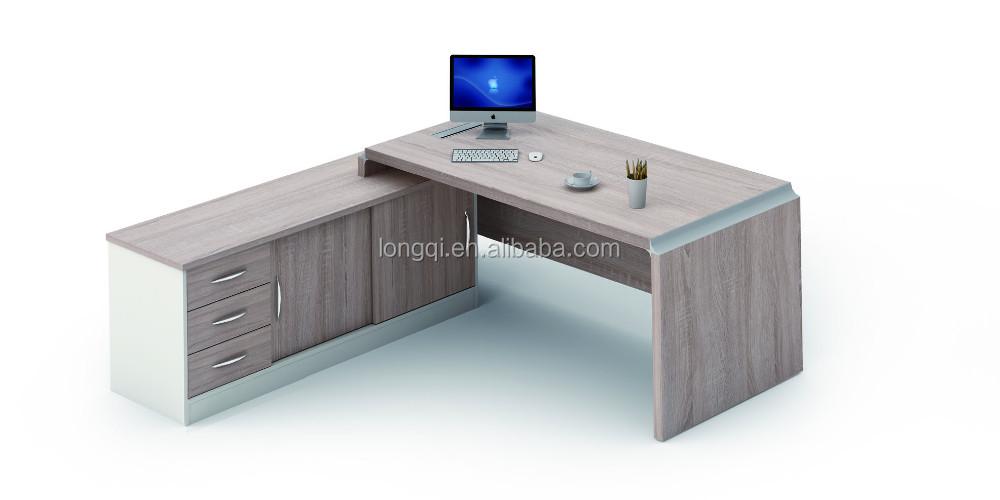 Lastest Designs Top Quality Melamine fice Table Design