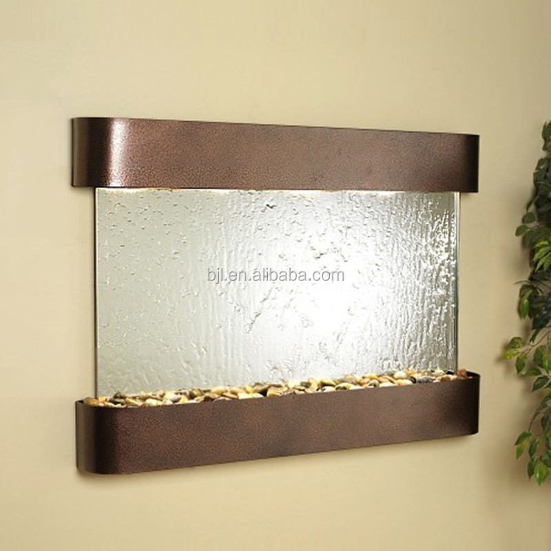 Fuentes decorativas de pared interior fuentes cascadas de for Fuentes decorativas de pared