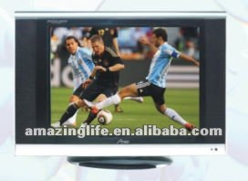 ultra slim tv 21 inch with rotating base