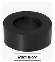 Natural rubber m 10 shock vibration isolator