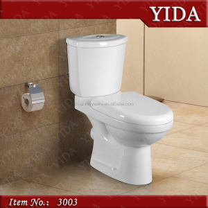 chinese ceramic toilet, Ethiopia ACQUA p-trap/ s-trap two piece toilet, china wholesale sanitary wares