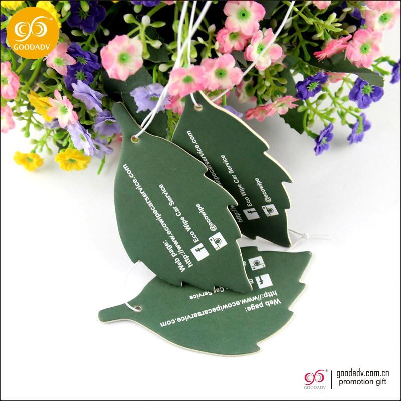 2017 New Design Car Perfume Various Scent Paper Air Freshener ...