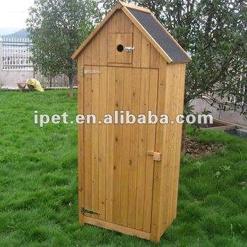 Large Cheap Outdoor Wooden Garden Storage Shed