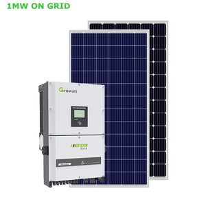 1mw solar power plant 380v large solar energy system 1mw price