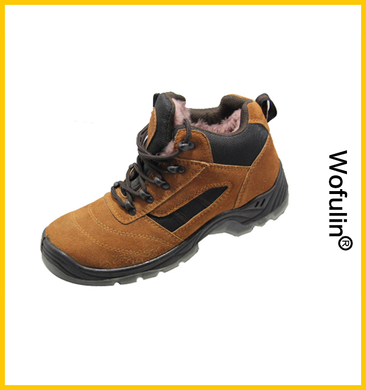 China Warehouse Safety Shoes Men/woodland Safety Shoes