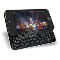 Mini wireless bluetooth keyboard case for iphone 5 wireless keyboard