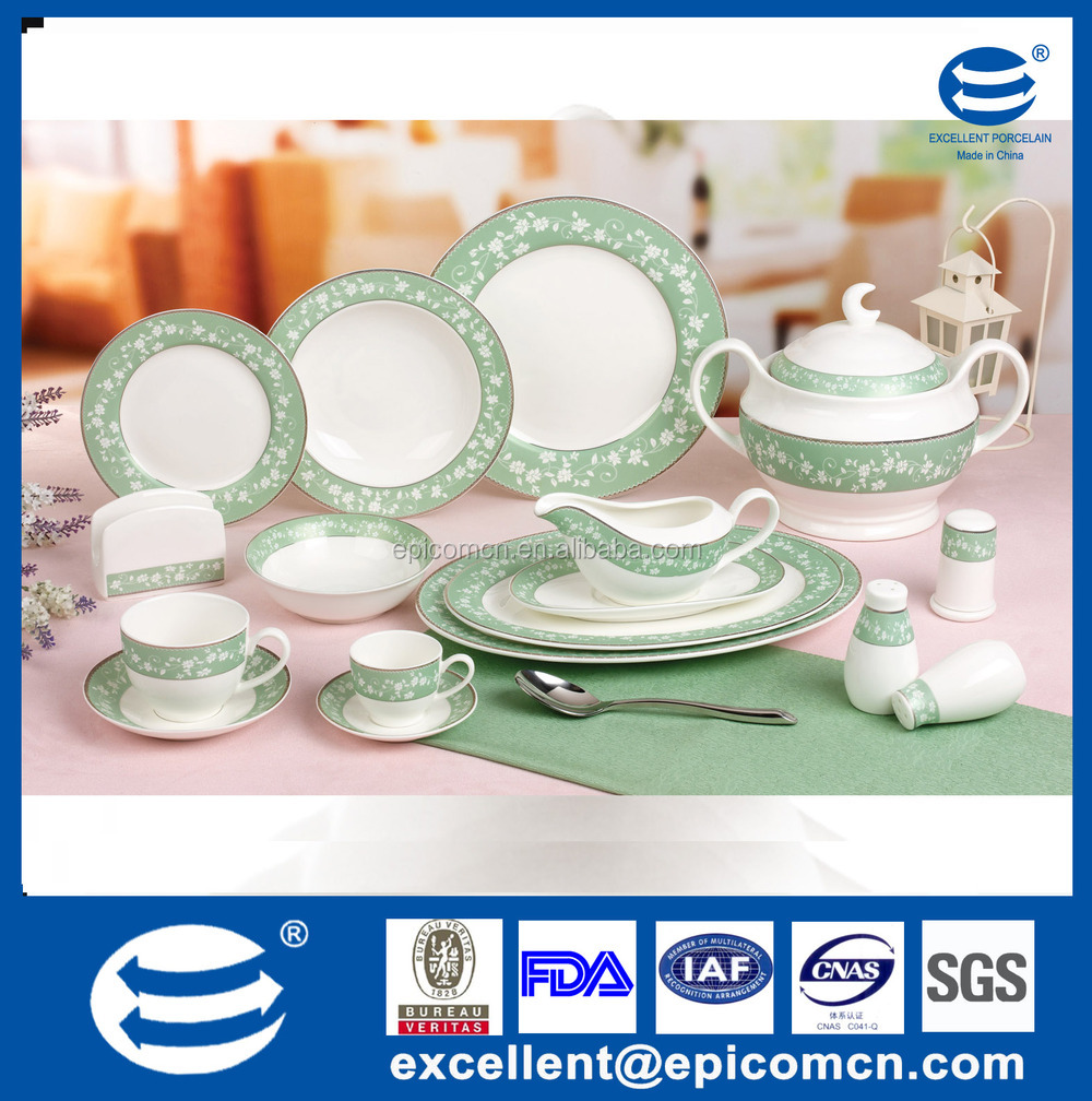 2015 new bone china tablewares 86pcs dinnerware sets french style dinner set tableware fine china dinner  sc 1 st  Alibaba & 2015 New Bone China Tablewares 86pcs Dinnerware Sets French Style ...