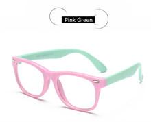 Детские оптические очки, оправа для мальчиков и девочек, близорукость по рецепту, оправа для очков, прозрачная оправа для очков Oculos 2020(Китай)