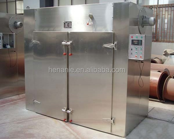 China factory supply drying oven with gas and electric type