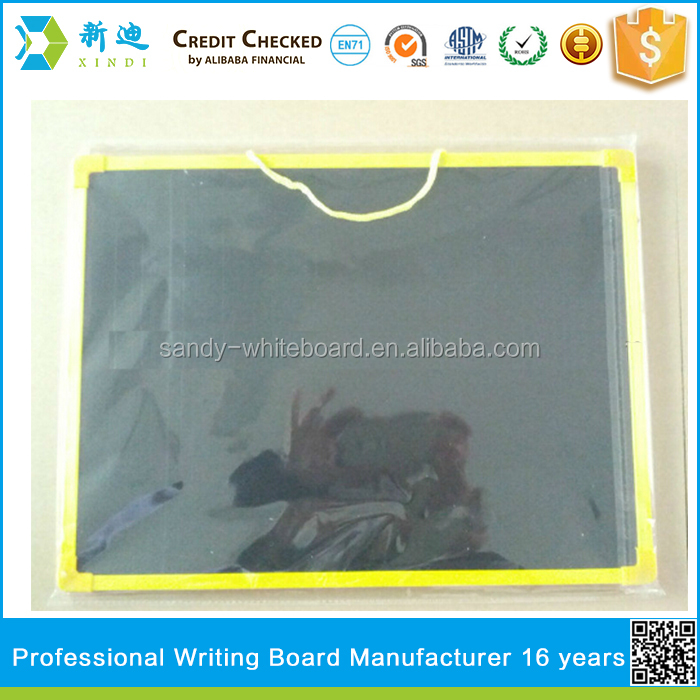 plastic blackboard 30*40cm customized chalkboards