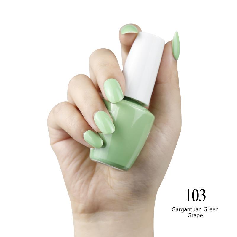 beauty choices brand 155 colors 15ml natural soak off led uv gel enamel nail polish