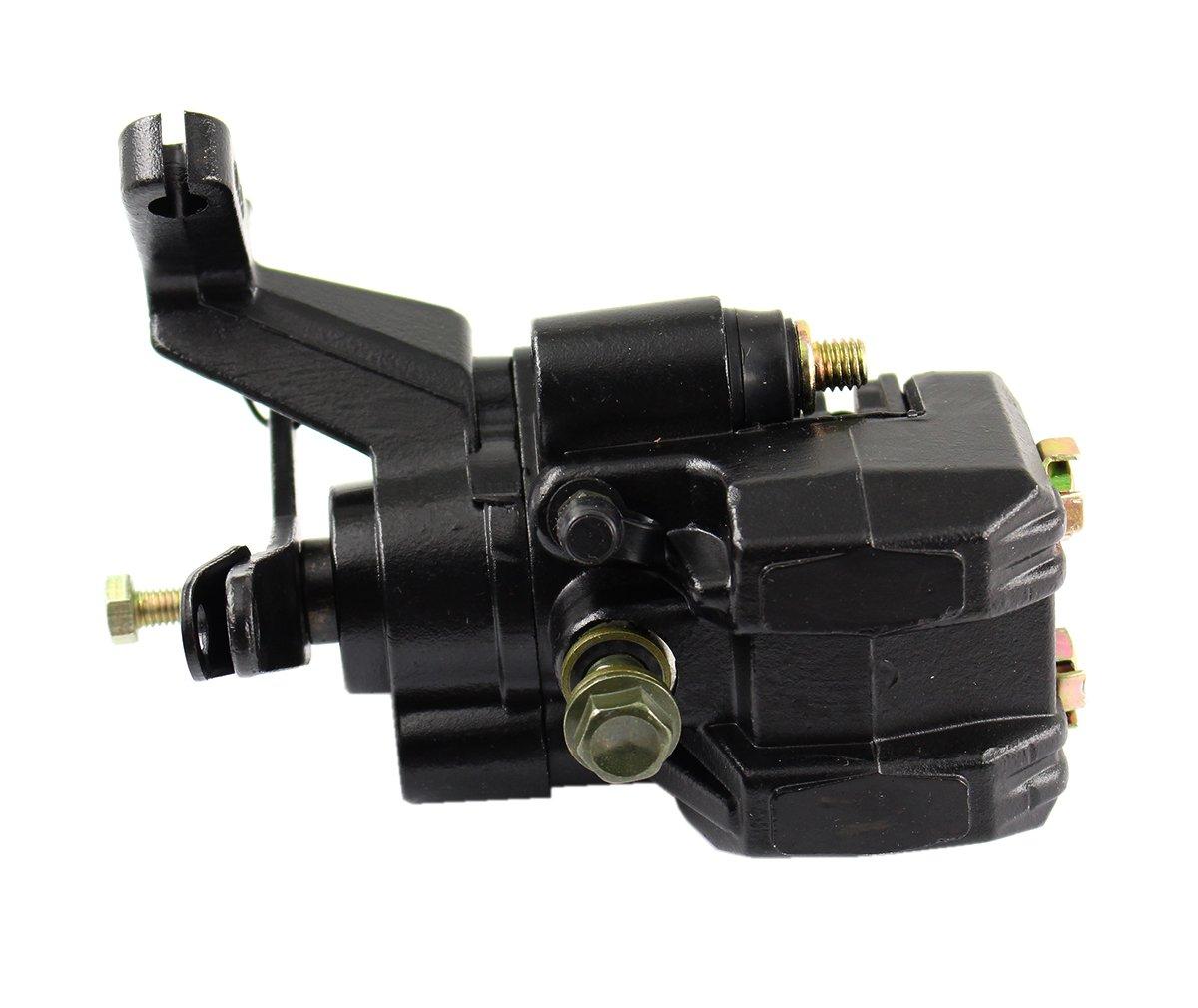 XA Rear Brake Caliper For Pad Honda TRX250 TRX300X TRX300EX TRX400X TRX400EX ATV