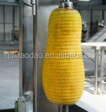 High capacity Wax gourd peeling machine / White gourd peeler / Benincasa hispida peeling machine