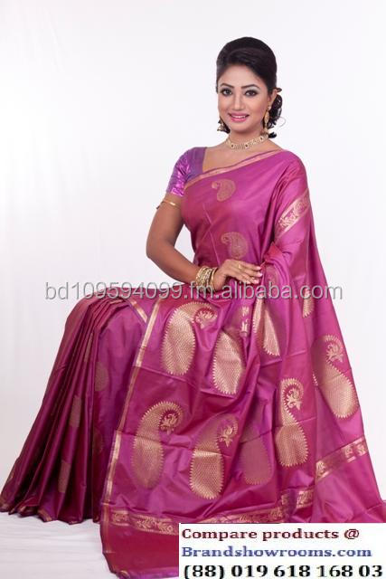 1413ab6905 Bangladesh Katan Saree, Bangladesh Katan Saree Manufacturers and Suppliers  on Alibaba.com
