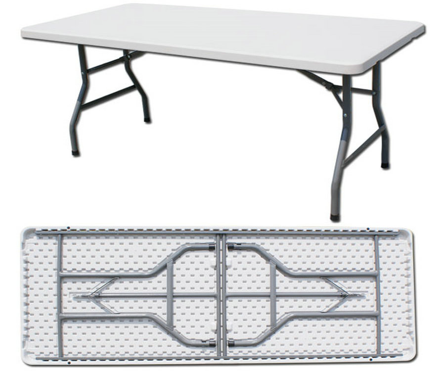 Fabulous Heavy Duty 6Ft Beer Garden Plastic Folding Table And Bench 183Cm Restaurant White Foldable Bench Table With High Quality Buy Restaurant Benches And Gmtry Best Dining Table And Chair Ideas Images Gmtryco
