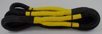 4*4 off-road recovery rope,car tow rope,Nylon kinetic cable