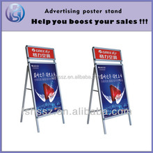 Freestanding Advertising Easel A Board Poster Frame Stand HS-H4