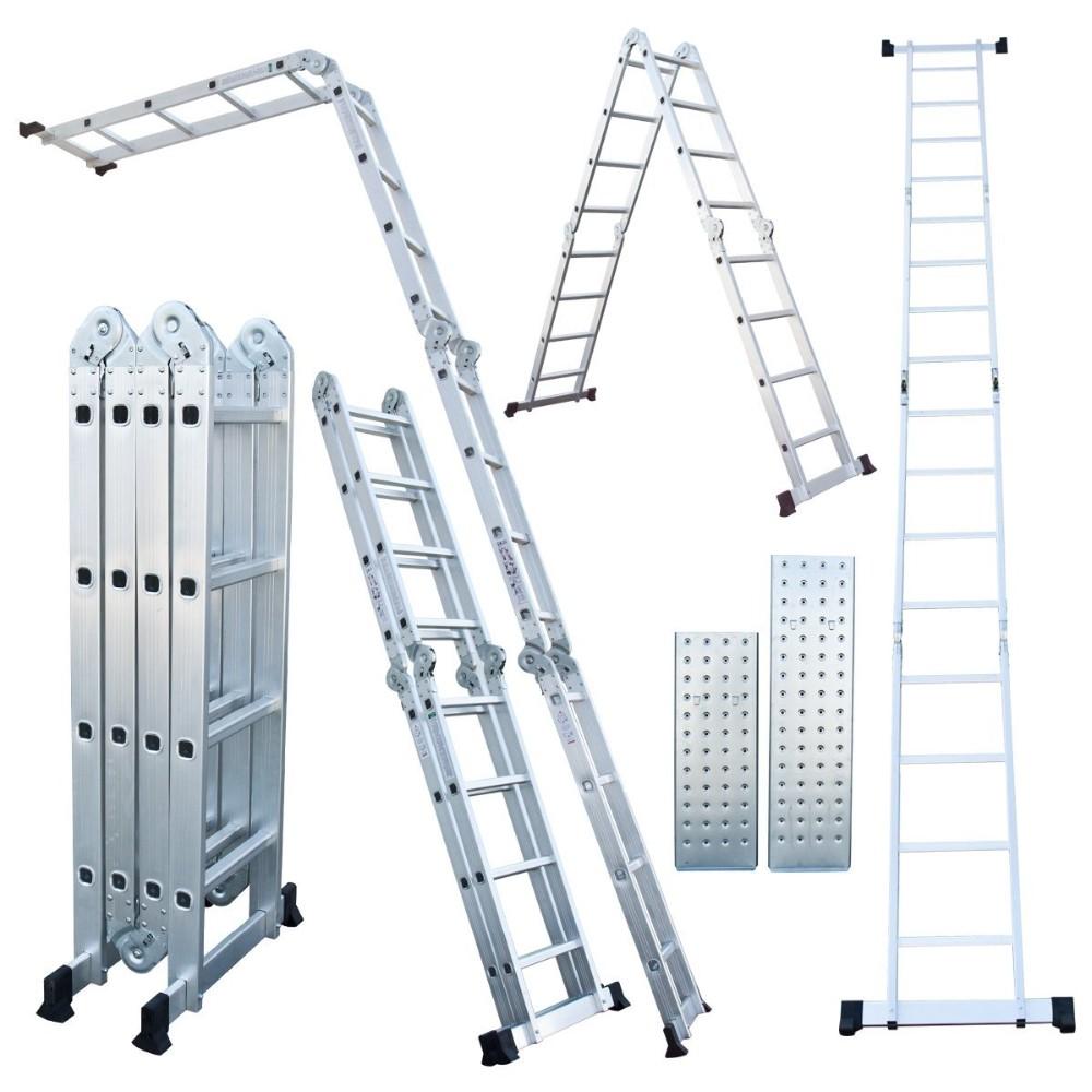 Powerfix multifuncional escalera escalera escalera de for Escaleras de trabajo