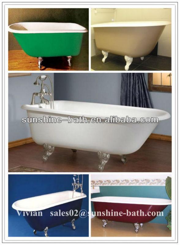 Bathtubs With Cast Iron Feet Clawfoot Bath Tub For Baby