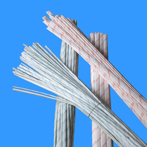 China cheap latex gloves pvc insulation pipe graphite coated fiberglass sleeve