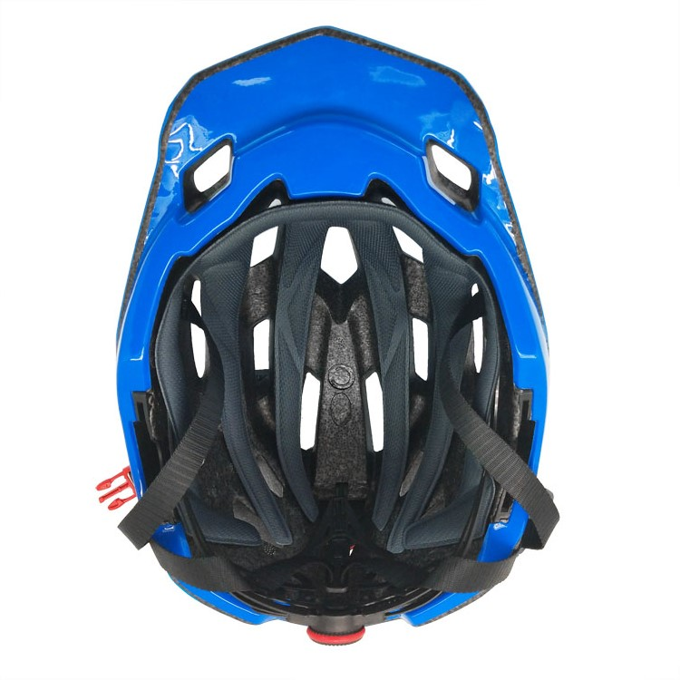 Full-face Cycling Kids Downhill Mountain Bike Helmet 11
