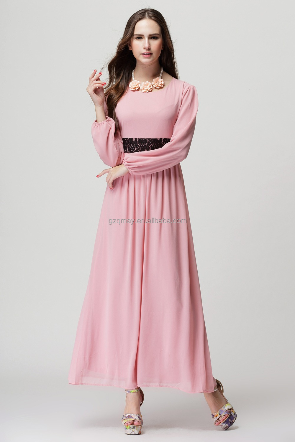 Ladies Church Dress Fashion Formal Mature Dress Indian Style ...