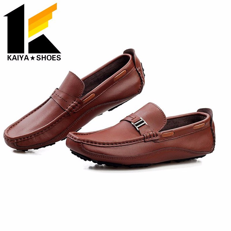2016 autumn and winter new style men's loafers