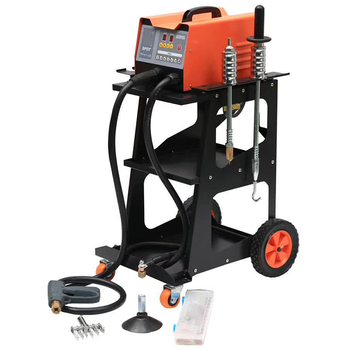 Hot sale workshop auto body dent repair tool/welding machine