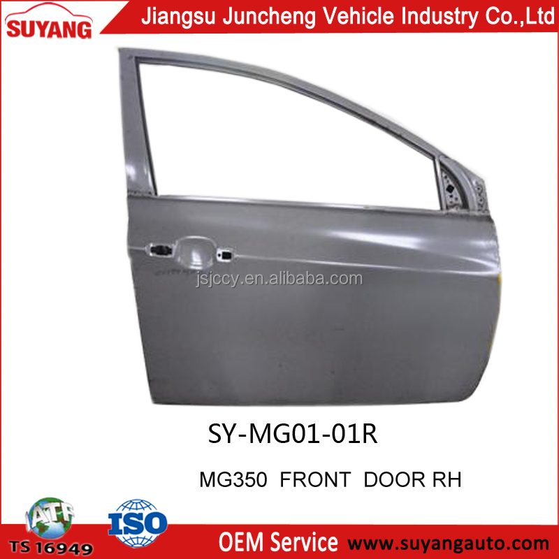 SUYANG front door panel of MG ROEWE 350 cheap car accessories