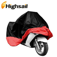 Waterproof UV Protective Heavy Duty Motorcycle Cover