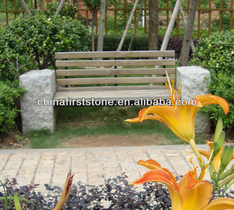 granit gcf498 holz gartenbank bank im hof produkt id. Black Bedroom Furniture Sets. Home Design Ideas