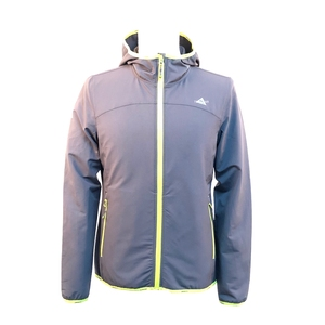 92% polyester 8% elastane mountain-climbing fabric windbreaker men sports jackeet