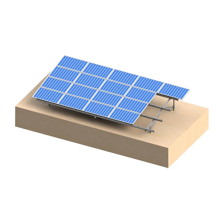 tilting solar panel rack - 750×750