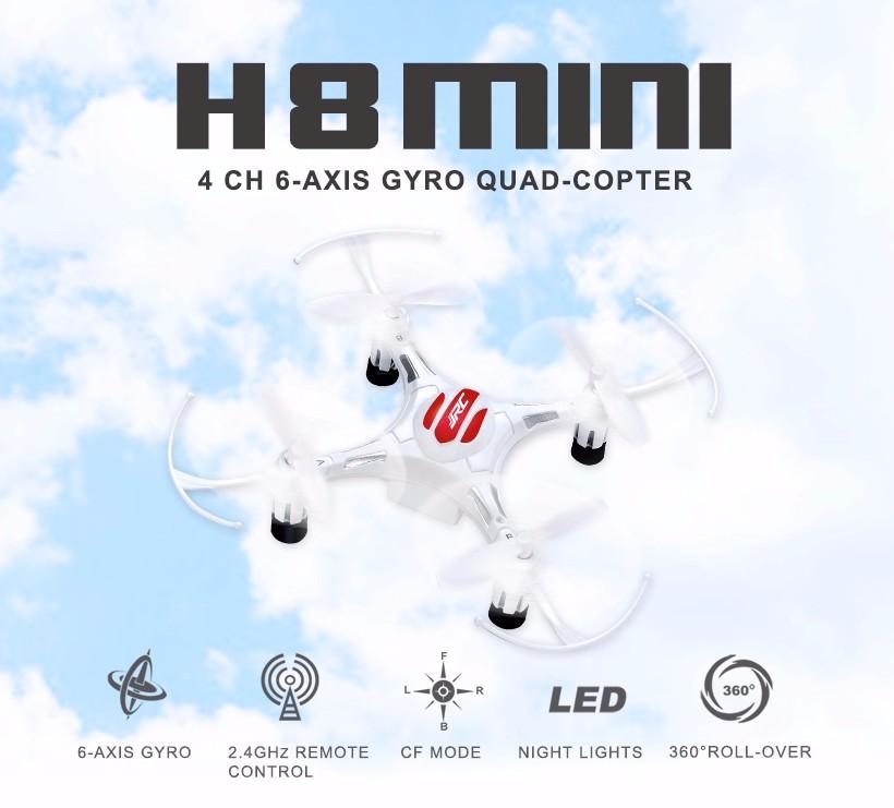 JJRC H8 mini drone Headless Mode drones 6 Axis Gyro quadrocopter 2 4