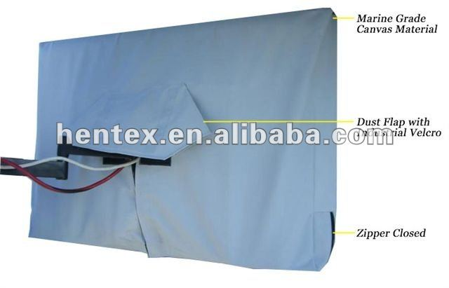 Hot vente LCD couverture TV