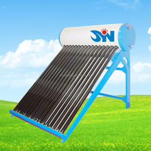 Household rooftop solar water heater price for india