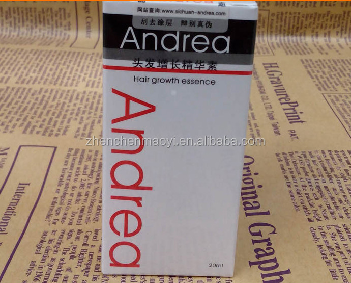 The 2015 best andrea hair loss product treatment 20ML/pcs