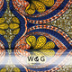 Popular Sale Cotton African Fabrics Super Wax Hollandais Kain Cotton