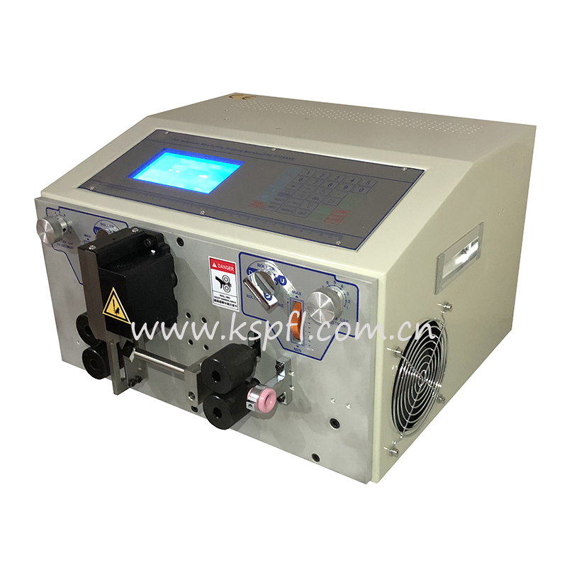PFL-03EN Supply USB 자료 (msds) 선 cable 스트리핑 및 cutting machine