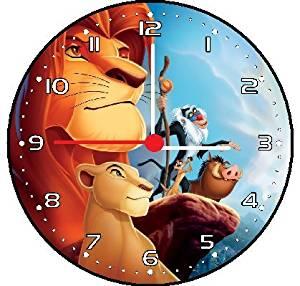 Buy Disney Lion King Wall Decor Clock In Cheap Price On Alibaba Com