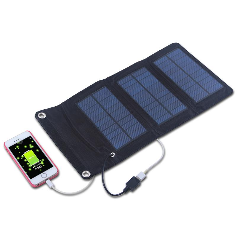 Solar Energy Mobile Solution Batterycharger Powersupplycircuit