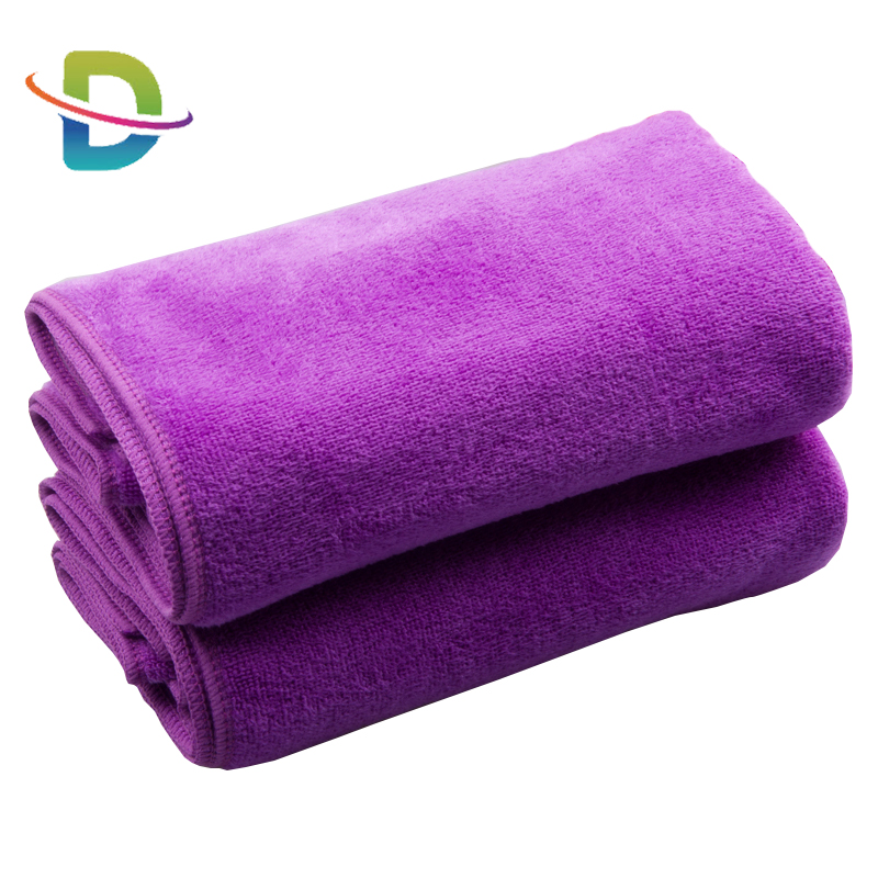 wholesale cold knitted fabric microfiber towel car pack