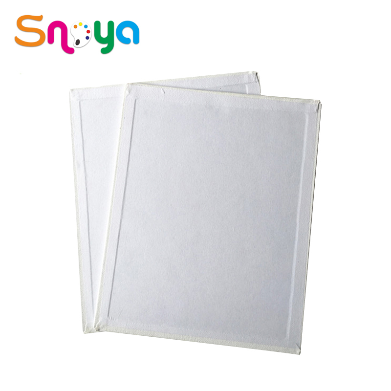 Square 12x12 panels big stretched canvas