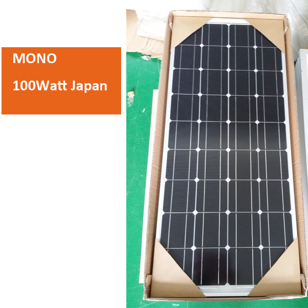PV Module Manufacturers solar panel with integrated battery and chargers