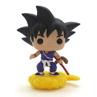 wholesale Custom PVC figurine toys Dragon ball z action figures