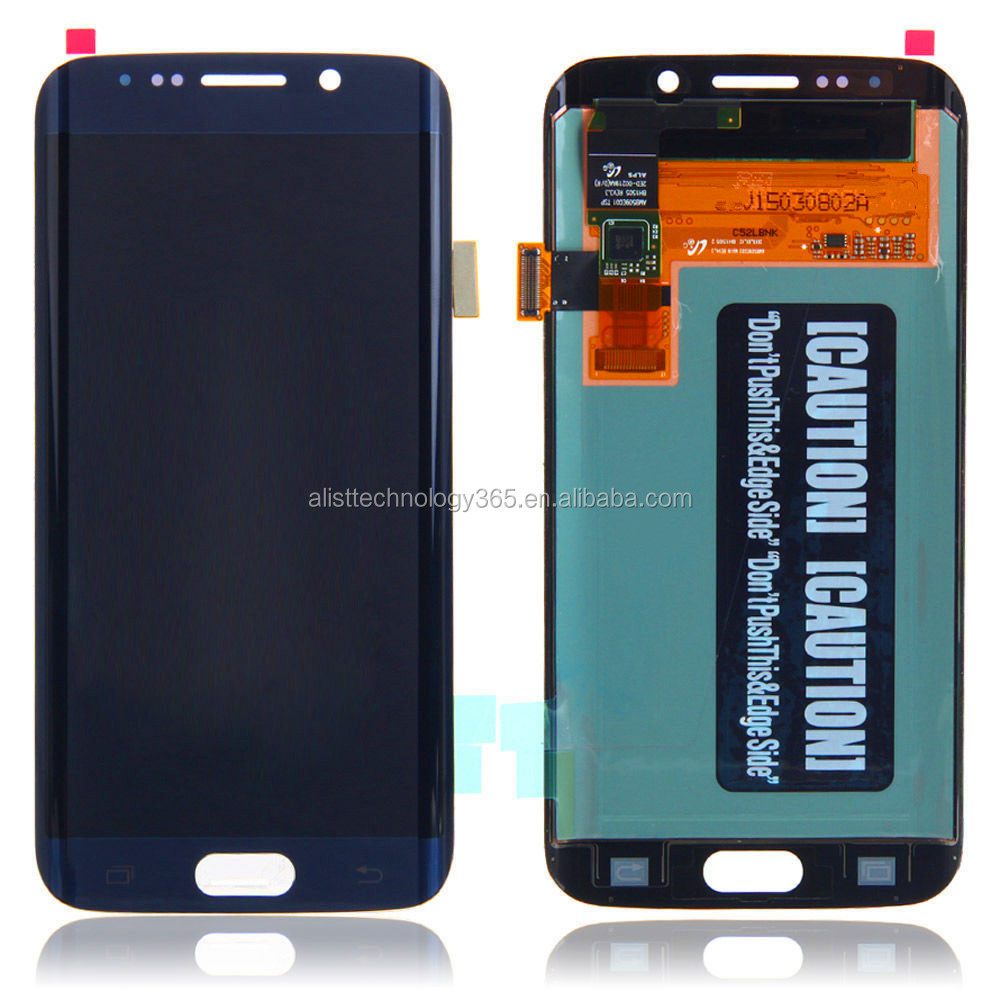 Für Samsung Galaxy S6 plus lcd touch teile display montage