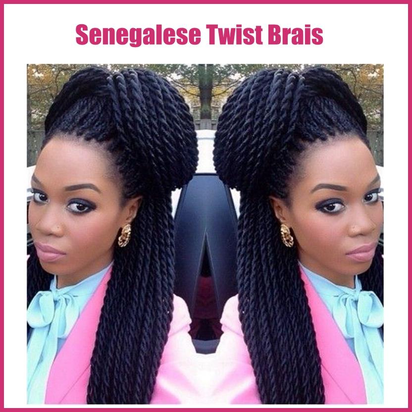 Outstanding Box Braids Twists Hairstyles Braids Short Hairstyles Gunalazisus