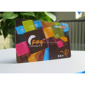 Full color offset printing Sporting Club plastic card Membership/VIP Cards